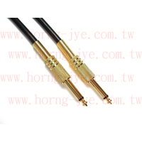 Video/Audio Cable / 6.3mm(1/4) M/M