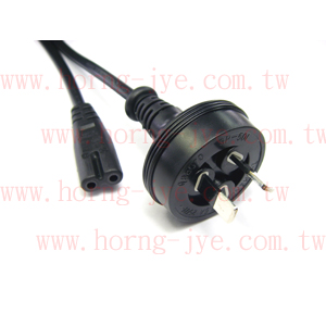 Power Cord / Australia Type 2Pin